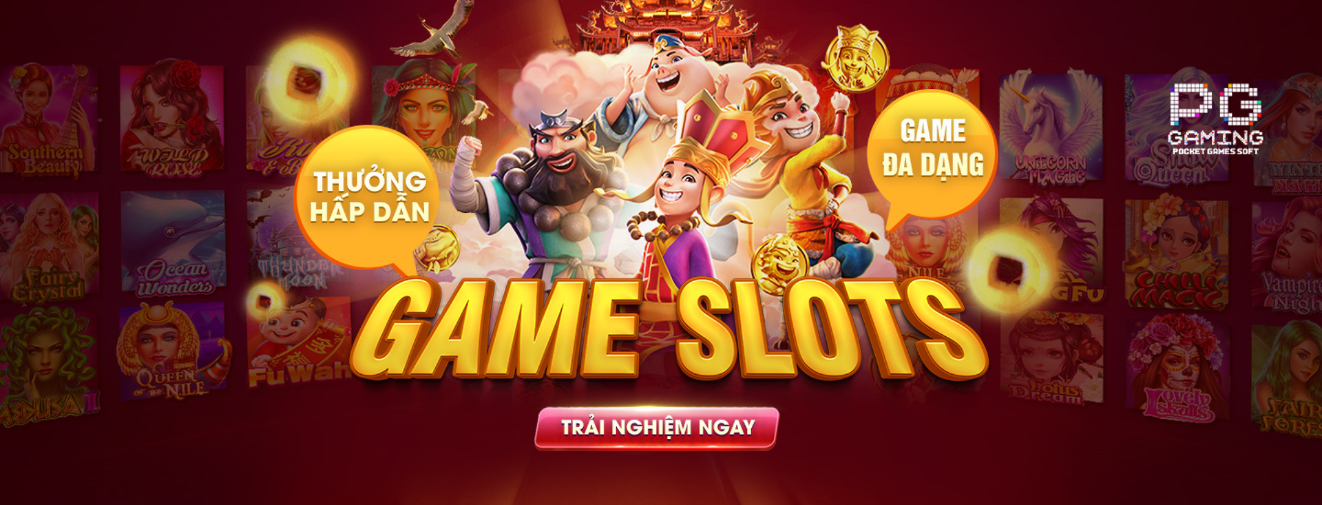 Game Slot Banner