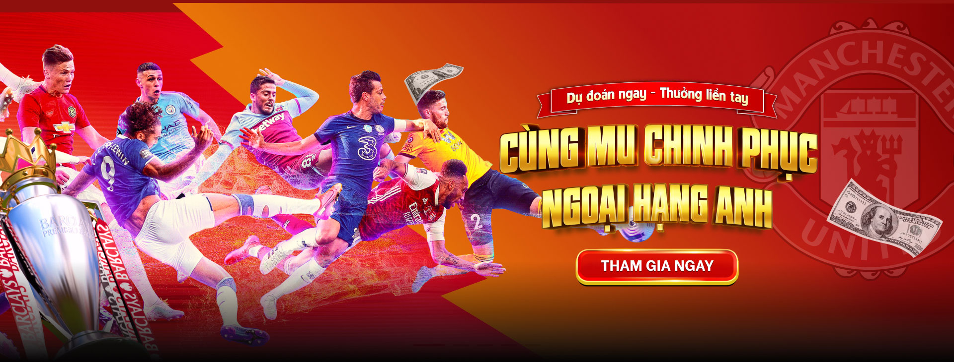 Event Ngoại Hạng Anh