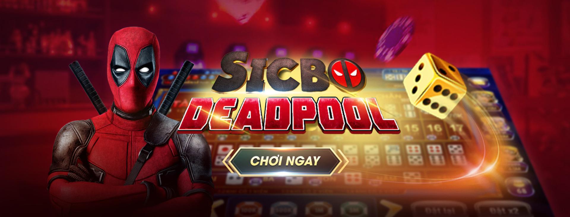 Sicbo Deadpool Banner